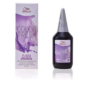 Superiores Toner Wella Color Charm Del Año 20 Para Comprar Por la red